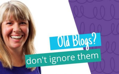 Breathe new life into your old blogs
