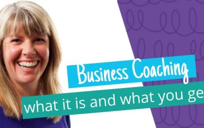 What is a 1:1 business and marketing coaching package?
