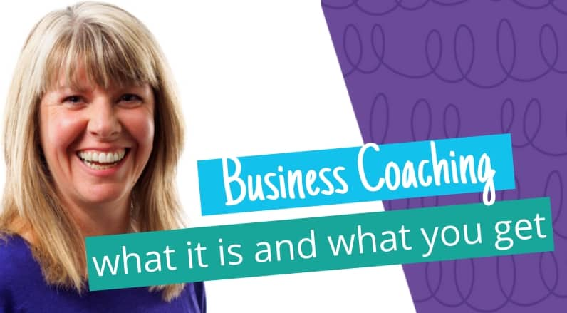 What is my 1:1 business and marketing coaching package?
