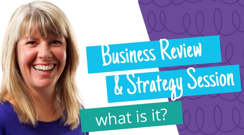 What is a Business Review And Strategy Session?