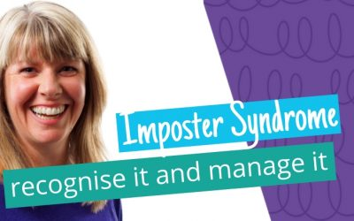 Imposter syndrome: How to recognise it and manage it so you can grow your business