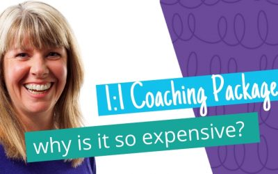 1:1 Coaching Package Why is it so expensive?