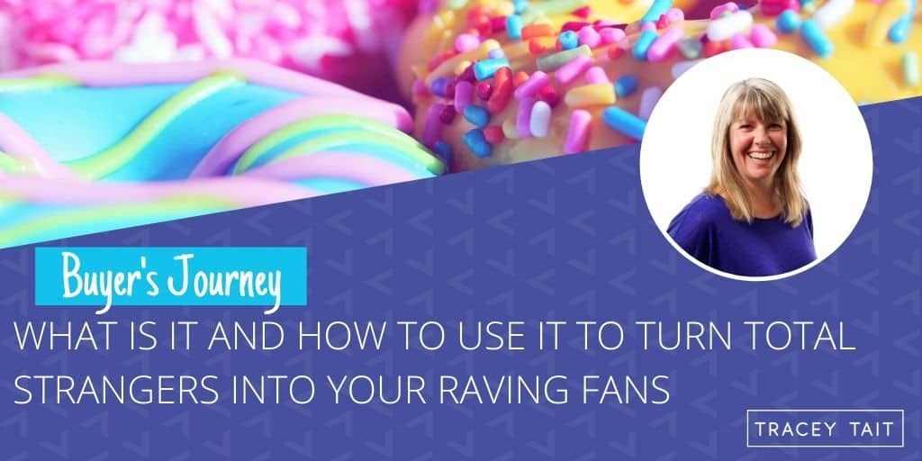 The Buyer's Journey: What is it and how to use it to turn total strangers into buyers and ultimately your raving fans