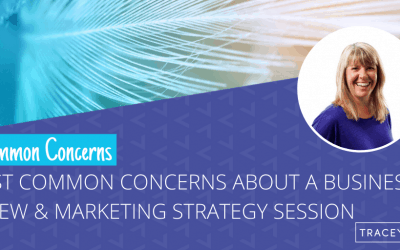 Common concerns about booking a business review and marketing strategy session