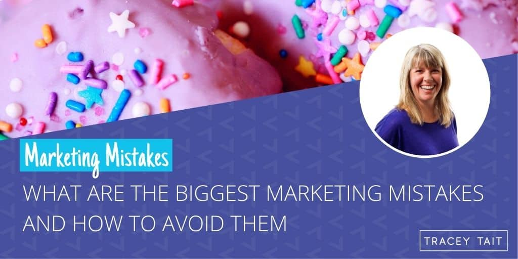 Most common marketing mistakes: What are they and how to avoid them