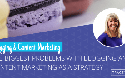 The biggest problems with blogging as a strategy