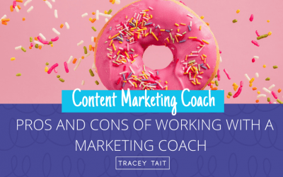 Pros and cons of working with a marketing coach